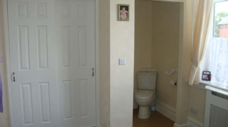 St Lawrence's Lodge - Ensuite