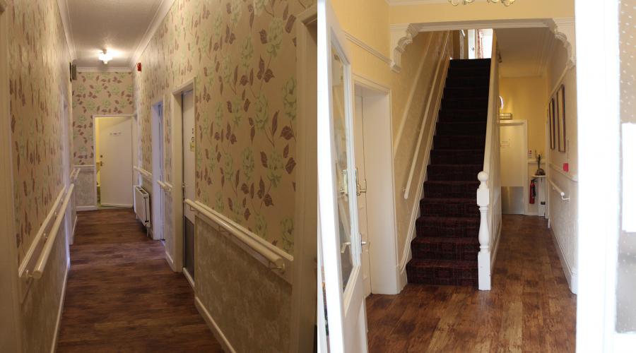 St Lawrence's Lodge - Hallway